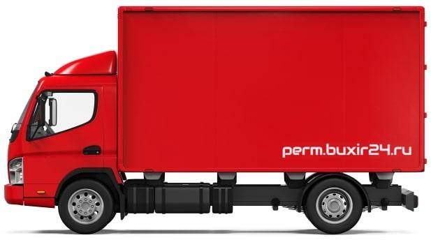 Эвакуатор для легкогрузового транспорта в Перми, Буксир 24